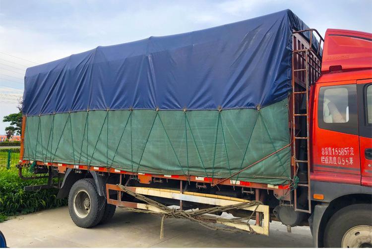 防雨的篷布生产的主要应用场所