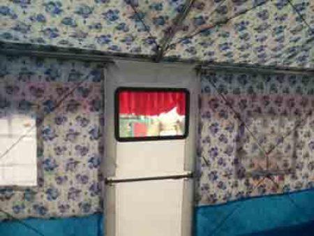 兰州民族帐篷