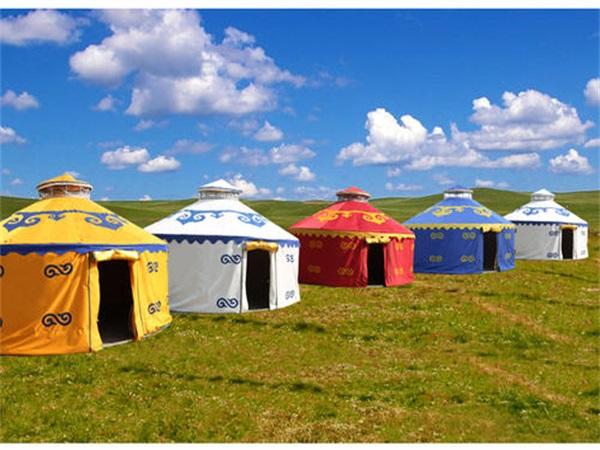 兰州蒙古包