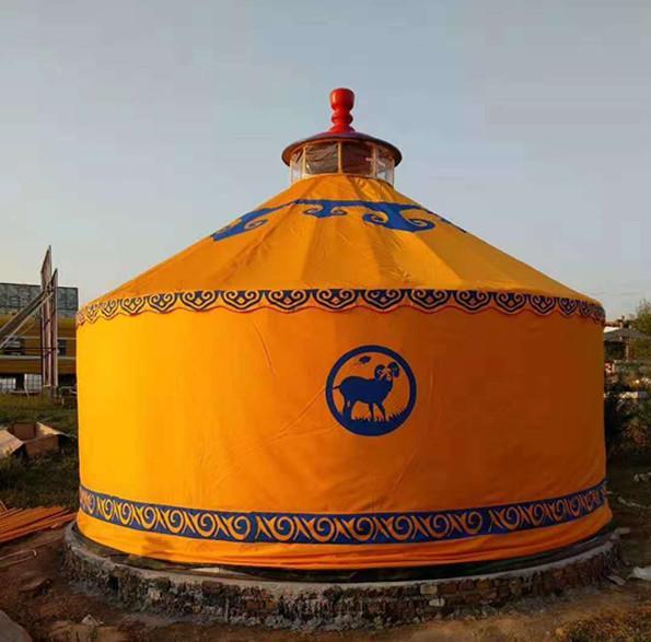 兰州蒙古包定制