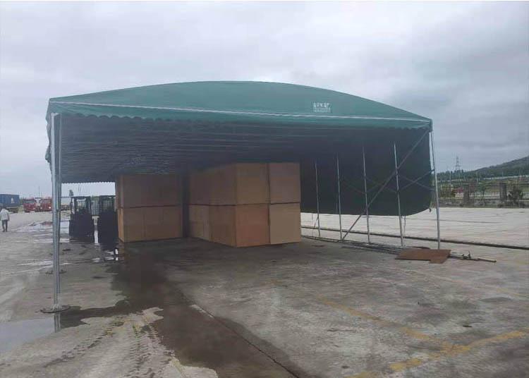 兰州推拉帐篷