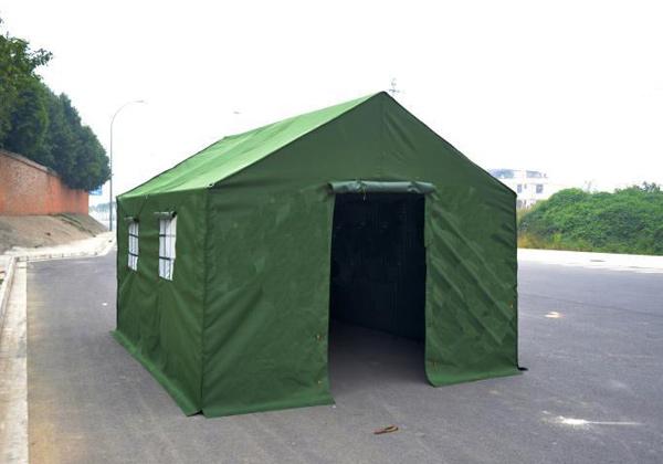 兰州工程帐篷定制哪里好?当选甘肃荣泰帆布制品